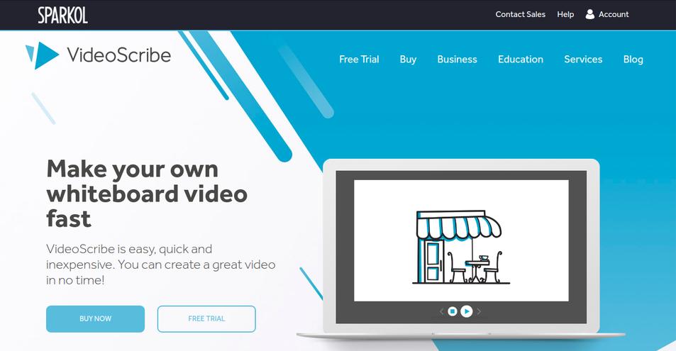 VideoScribe White Board Animation