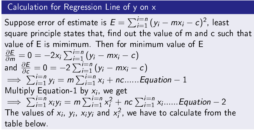 Calculation-for-Regression-Line