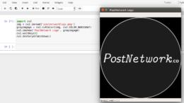 OpenCV in Python